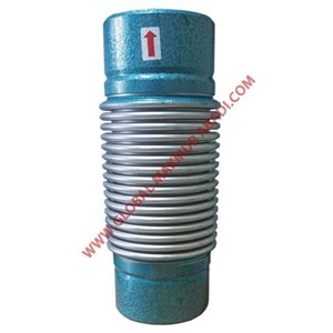 TOZEN SJI SF400 EXPANSION JOINT PIPE END