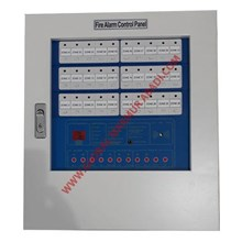 HOOSEKI 30ZONE CONVENTIONAL MASTER CONTROL PANEL FIRE ALARM