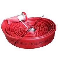 Jual HOOSEKI RED RUBBER FIRE HOSE 17BAR MACHINO
