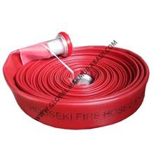 HOOSEKI RED RUBBER FIRE HOSE 17BAR MACHINO