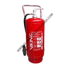 VIKING DRY POWDER FIRE EXTINGUISHER
