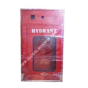 FIREGUARD TIPE B HYDRANT BOX INDOOR KACA KUNCI