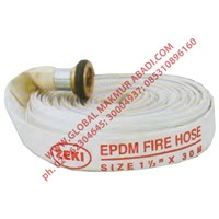Sell ZEKI EPDM CANVAS FIRE HOSE SELANG PEMADAM. 2