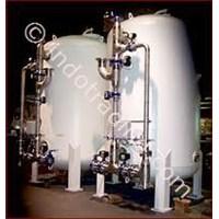 Demineralizer Tanki Pabrikasi