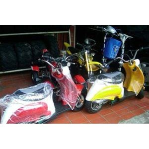 From Motor Mini Scoopy 0