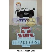 Jual Print And Cut
