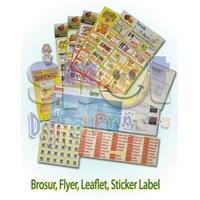 Jual Cetak Brosur Flyer Katalog