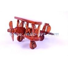 Wooden Plane Miniature