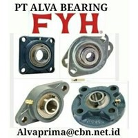 FYH pillow BEARING UNIT PT ALVA BEARING GLODOK JAKARTA FYH BEARINGS UNIT FLANGE BEARING FYH PILLOW BLOCK Jakarta