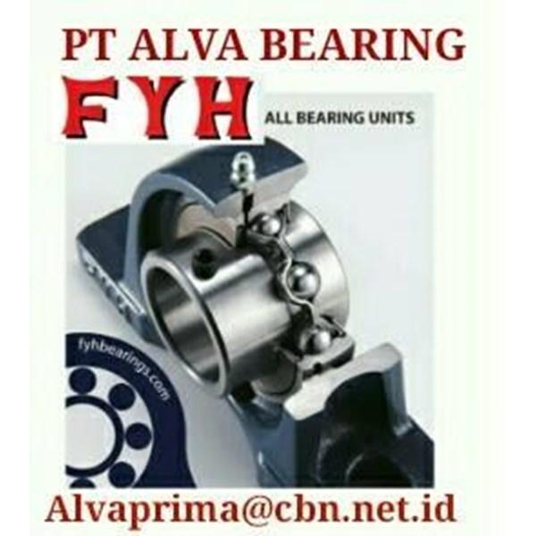 Fyh Bearing Unit Pt Alva Bearing Glodok Jakarta Fyh Bearing Unit Flange Pillow Block