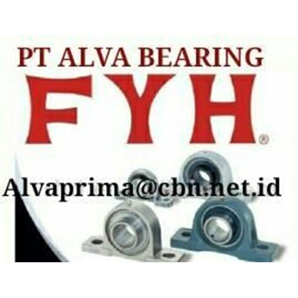 FYH BEARING UNIT PT ALVA BEARING GLODOK JAKARTA FYH BEARINGS UNIT FLANGE PILLOW BLOCK
