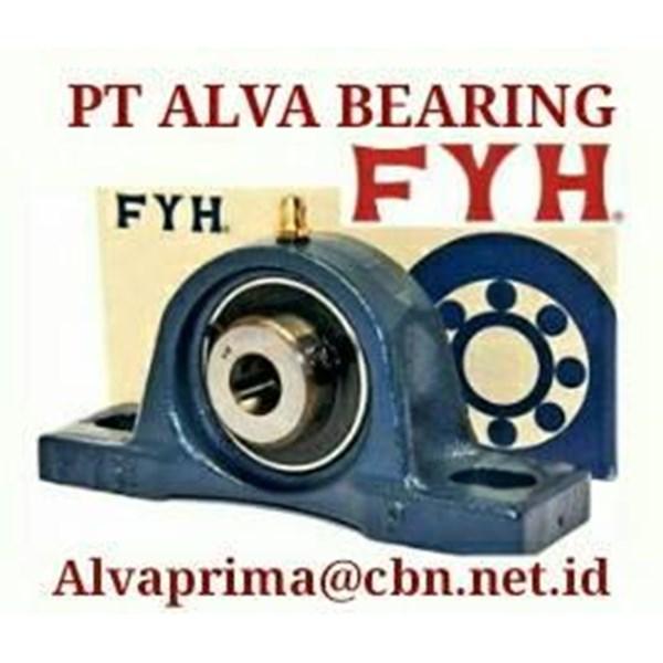 FYH BEARING UNIT PT ALVA BEARING GLODOK JAKARTA FYH BEARINGS UNIT FLANGE BEARING FYH PILLOW BLOCK STOCK