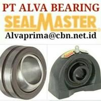 SEALMASTER BEARING pt alva bearing sealmaster flange bearing ball bearing PT ALVA BEARING JAKARTA SEALMASTER 1