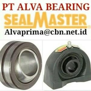 SEALMASTER BEARING pt alva bearing sealmaster flange bearing ball bearing PT ALVA BEARING JAKARTA SEALMASTER
