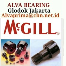 McGill Cam follower bearing PT ALVA BEARING SELL MCGILL bearing type CR jakarta