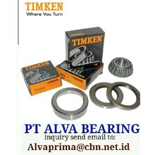 TIMKEN BEARINGS TAPER ROLLER PT ALVA GLODOK BEARING SPHERICAL ROLL TIMKEN BEARINGS