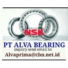 NSK BEARING ROLLERS BALL PT ALVA BEARING NSK JAKARTA BEARING SHPERICALL TAPER BEARING PILLOW