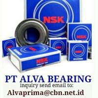 NSK BEARING ROLLERS BALL PT ALVA BEARING NSK JAKARTA BEARING SHPERICALL TAPER BEARING STOCK 1