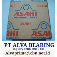 Jual ASAHI BEARING PILLOW BLOCK PT ALVA BEARING ASAHI UCP UCT UCF ASAHI FLANGE BEARING 2