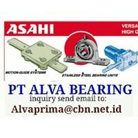 ASAHI BEARING PILLOW BLOCK PT ALVA BEARING ASAHI UCP UCT UCF ASAHI FLANGE BEARINGS