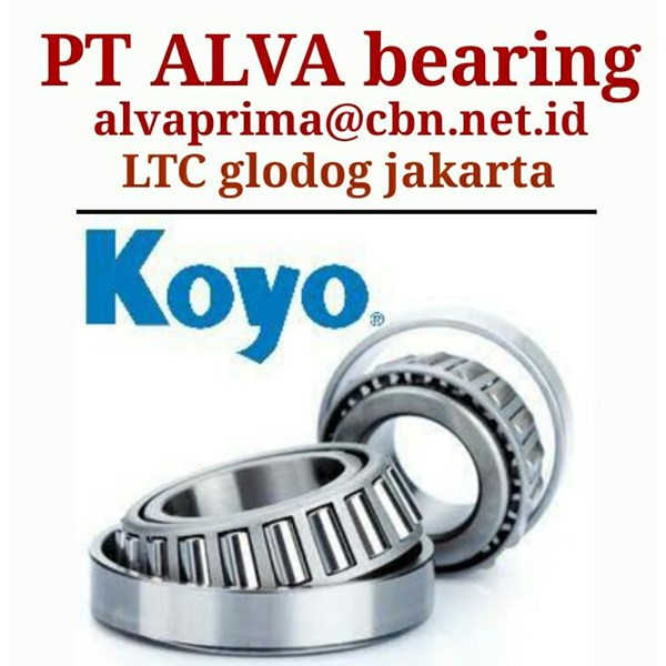Bearing Koyo Agent PT Alva Bearing Glodok