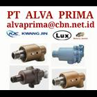 KWANG JIN LUX ROTARY JOINT PT ALVA PRIMA GLODOG 2