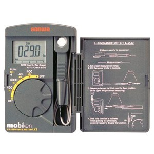 Sell sanwa lx2 digital lux meter from indonesia by pt indogeotech sanwa lx2 digital lux meter ccuart Images