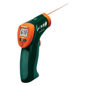 Extech IR400 Mini IR Thermometer With Built-In Laser Pointer