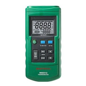 Digital Thermometer Mastech MS6512