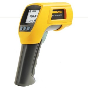 Infrared And Contact Thermometers Fluke 566