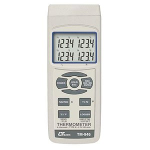 Lutron TM-946 Digital Thermometer With Data Logger