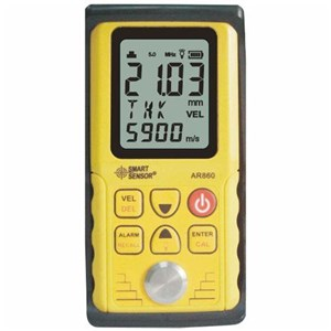 Smart Sensor Ar 860 Ultrasonic Thickness Gauge