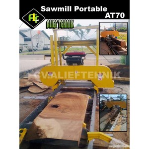 Sell Portable Sawmill Machinery from Indonesia by CV  Alief Teknik