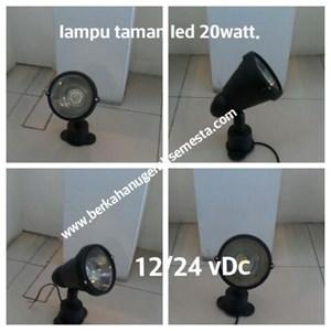 lampu taman 20 watt