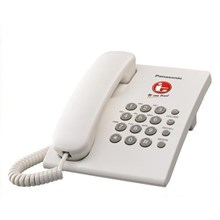 Panasonic Single Line Telephone KX-TS505MX