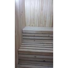 Sauna Pinus Asli Hutan Indonesia