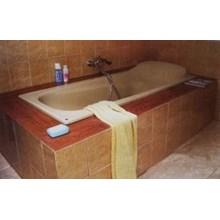 Bathtub Bengawan 179 X 80 X 40 Cm Marbel