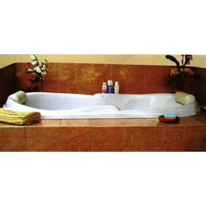Sanur Bathtub Jacuzzi Include Heater