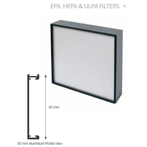 Mikropor Hepa Filter