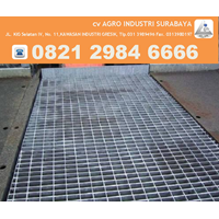 GRATING IRON FLOOR AND STEEL