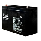 Baterai UPS ICAL-LIP12100G (12V 100Ah Deep Cycle Gel Battery) 1