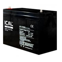 Baterai UPS ICAL-LIP12100G (12V 100Ah Deep Cycle G
