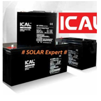 Baterai UPS ICAL-LIP1250G (12V 50Ah Deep Cycle Gel)