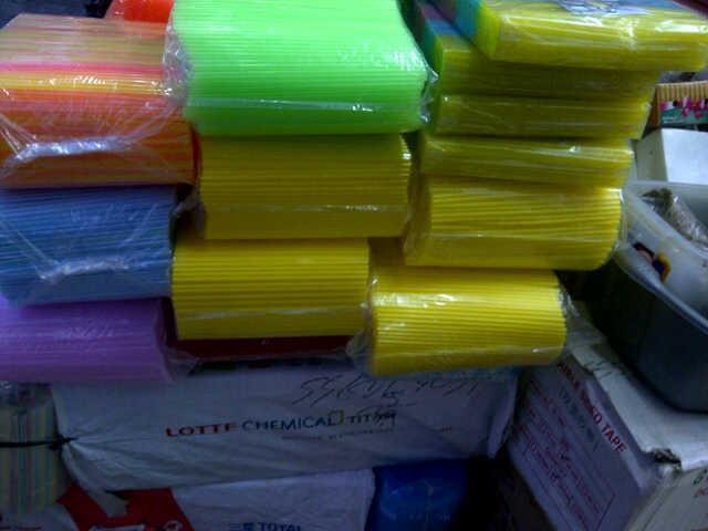Jual Sedotan Harga Murah Tangerang oleh PD Duta Plastik