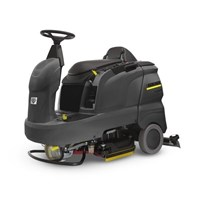 Scrubber Drier Rides On B90R Classic