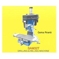 Jual Drilling & Milling Machine 32mm (Mesin milling & drilling)