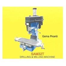 Drilling & Milling Machine 32mm (Mesin milling & drilling)
