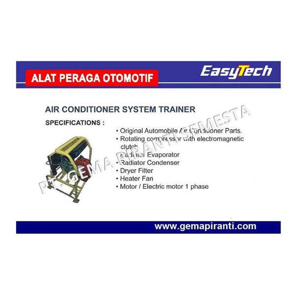 Alat peraga smk AC System Trainer EASYTECH