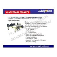 Trainer sistem rem Hydraulic Brake System