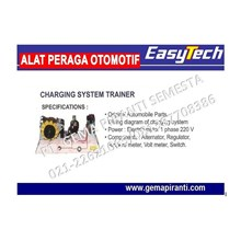 Alat peraga pendidikan SMK Otomotive Trainer Charging System